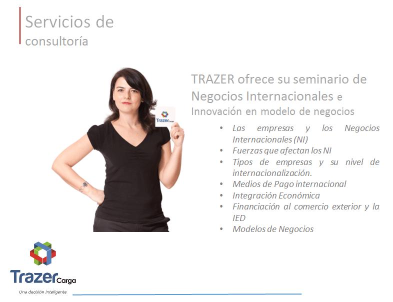 Seminario de Negocios Internacionales e Innovación en modelo de negocios